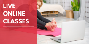 Join our FREE online YOGA & Pilates classes on ZOOM